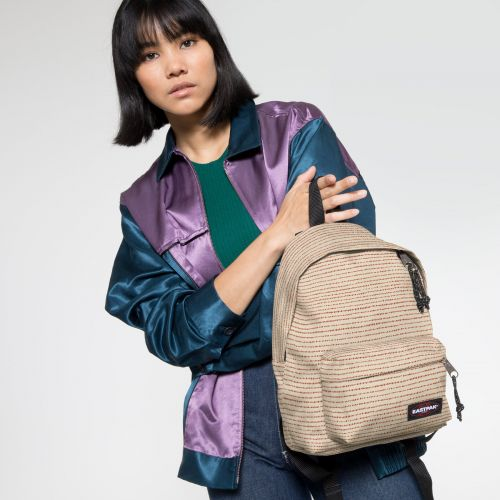 Orbit XS Twinkle Copper Backpacks by Eastpak - view 9