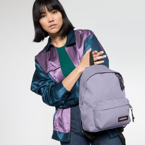 Orbit XS Later Lilac Backpacks by Eastpak - view 9