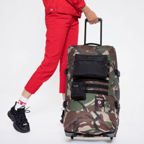 AAPE Tranverz M Camo Luggage by Eastpak - view 9