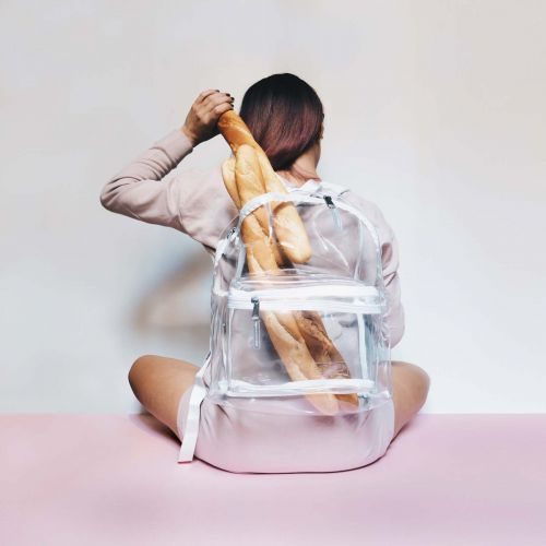 Padded Pak'r Glass Backpacks by Eastpak - view 9