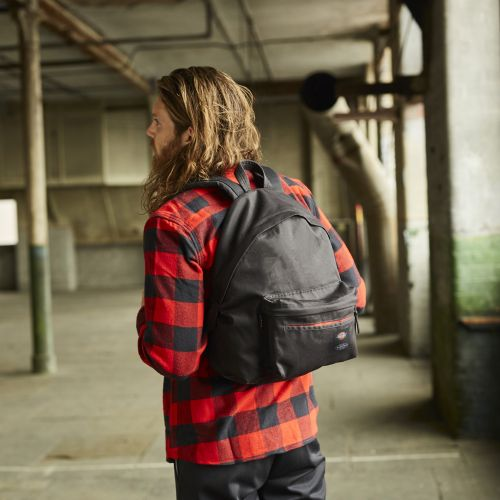 Padded Pak'r® Dickies Black Backpacks by Eastpak - view 9
