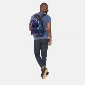 Padded Pak'r® Pearl Purple Around Town by Eastpak - view 1
