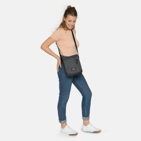Flex Black Denim Shoulderbags by Eastpak - view 2
