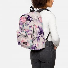 Out Of Office Pink Ray Study by Eastpak - view 1