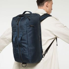 Stand CNNCT Navy Weekend & Overnight bags by Eastpak