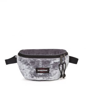 Springer Crushed Grey by Eastpak - Front view