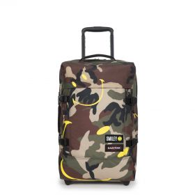 Tranverz S Smiley Camo by Eastpak - Front view