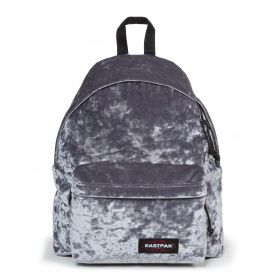 Padded Pak'r® Crushed Grey by Eastpak - Front view