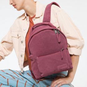 Orbit Sleek'r Suede Merlot Backpacks by Eastpak - view 2
