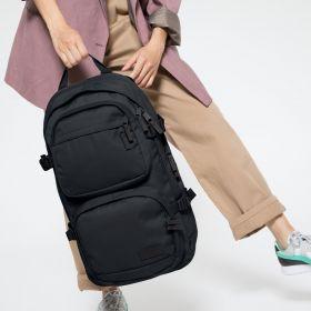 Hutson Black2 Backpacks by Eastpak - view 2