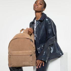Padded Pak'r® Suede Brownie Backpacks by Eastpak - view 2
