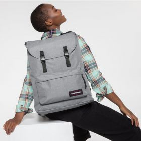 London + Sunday Grey Backpacks by Eastpak - view 2