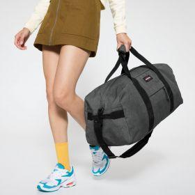 Station + Black Denim Luggage by Eastpak - view 2