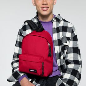 Orbit XS Sailor Red Backpacks by Eastpak - view 5