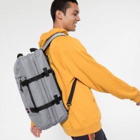 Tranzpack Sunday Grey Backpacks by Eastpak - view 5