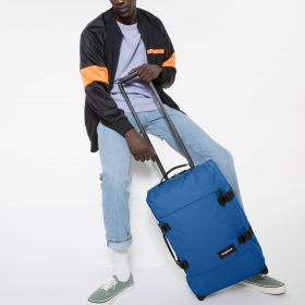 Tranverz S Mediterranean Blue Luggage by Eastpak - view 5