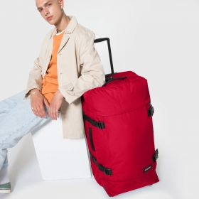 Tranverz L Sailor Red Luggage by Eastpak - view 5