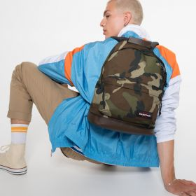 Wyoming Camo Backpacks by Eastpak - view 5
