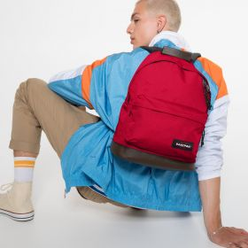 Wyoming Sailor Red Backpacks by Eastpak - view 5