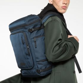 Tecum Top CNNCT Navy Backpacks by Eastpak - view 5