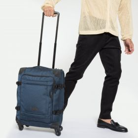Trans4 CNNCT S Navy Luggage by Eastpak - view 5