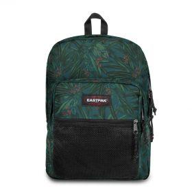 Pinnacle Brize Mel Dark Backpacks by Eastpak - Front view