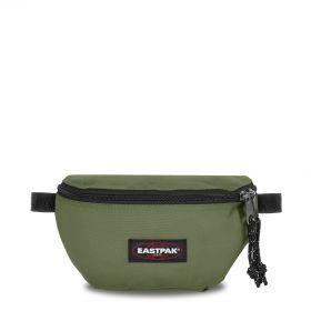 Springer Quiet Khaki Accessories by Eastpak - Front view