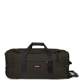 Leatherface M Bush Khaki Luggage by Eastpak - Front view