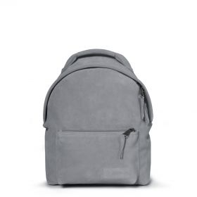 Orbit Sleek'r Suede Grey by Eastpak - Front view