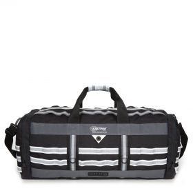 White Mountaineering Reader Black Luggage by Eastpak - Front view
