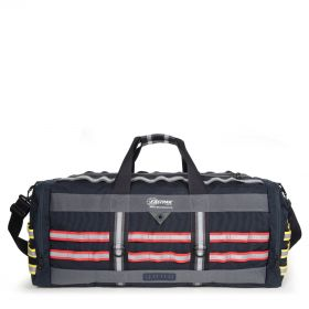 White Mountaineering Reader Navy Luggage by Eastpak - Front view