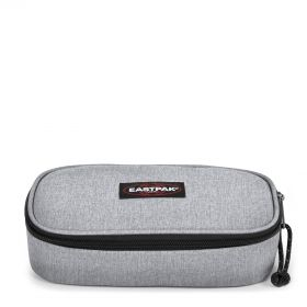 Oval XL Sunday Grey Accessories by Eastpak - Front view