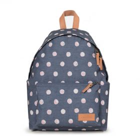 Padded Sleek'r Super Dot by Eastpak - Front view