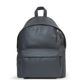 Padded Pak'r® Steel Leather by Eastpak - Front view