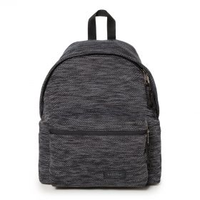 Padded Pak'r® Knitted Black by Eastpak - Front view
