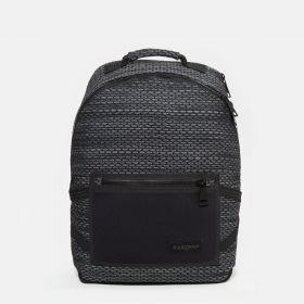 Padded Pak'R Dark Twine Around Town by Eastpak - Front view