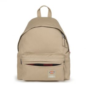 Padded Pak'r® Dickies Khaki Backpacks by Eastpak - Front view