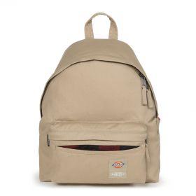 Padded Pak'r® Dickies Khaki Backpacks by Eastpak - Front view