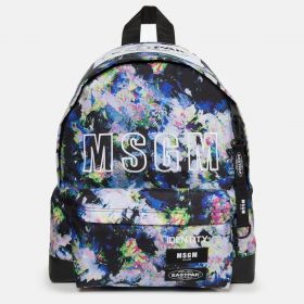 MSGM Padded Flowers by Eastpak - Front view