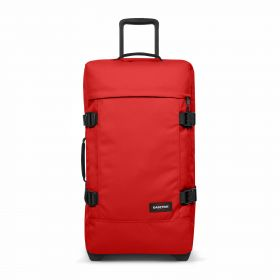Tranverz M Teasing Red Luggage by Eastpak - Front view
