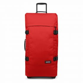 Tranverz L Teasing Red Luggage by Eastpak - Front view