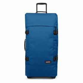 Tranverz L Urban Blue Luggage by Eastpak - Front view