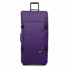 Tranverz L Prankish Purple Luggage by Eastpak - Front view