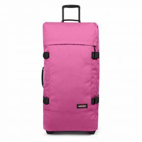 Tranverz L Frisky Pink Luggage by Eastpak - Front view