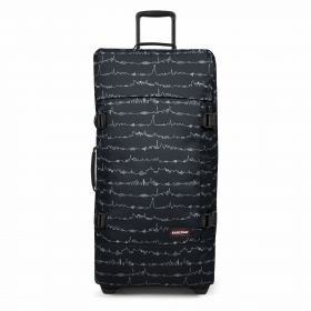 Tranverz L Beat Black Luggage by Eastpak - Front view