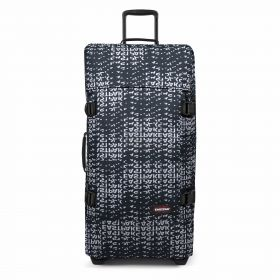 Tranverz L Bold Black Luggage by Eastpak - Front view