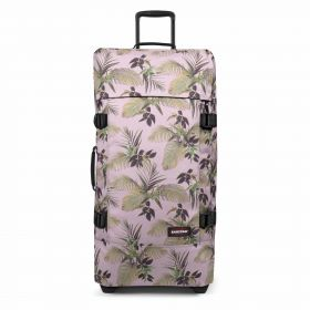 Tranverz L Brize Mel Pink Luggage by Eastpak - Front view