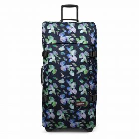 Tranverz L Romantic Dark Luggage by Eastpak - Front view