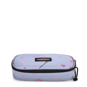 Oval Carnation Blue Accessories by Eastpak - Front view