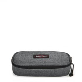 Oval Black Denim Accessories by Eastpak - Front view